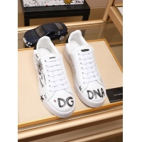 Dolce & Gabbana D&G Casual Shoes For Men #509844