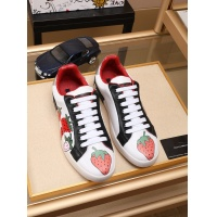 Dolce & Gabbana D&G Casual Shoes For Men #509845