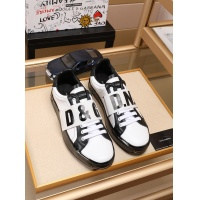Dolce & Gabbana D&G Casual Shoes For Men #509850