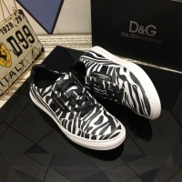 Dolce & Gabbana D&G Casual Shoes For Men #509861