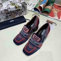 Prada High-heeled Shoes For Women #510787