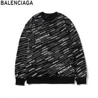 Balenciaga Hoodies Long Sleeved O-Neck For Men #511348