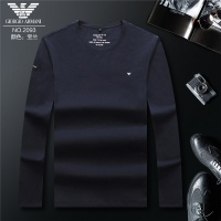 Armani T-Shirts Long Sleeved O-Neck For Men #511441