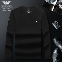 Armani T-Shirts Long Sleeved O-Neck For Men #511443