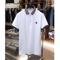 Fendi T-Shirts Short Sleeved Polo For Men #511618