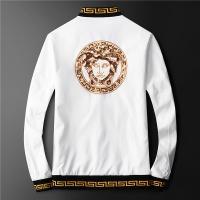 Versace Jackets Long Sleeved Zipper For Men #511889
