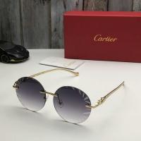 Cartier AAA Quality Sunglasses #512502