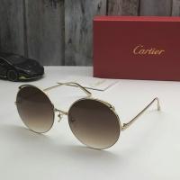 Cartier AAA Quality Sunglasses #512507