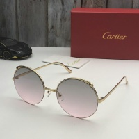Cartier AAA Quality Sunglasses #512510