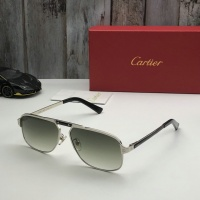 Cartier AAA Quality Sunglasses #512511