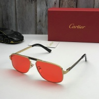Cartier AAA Quality Sunglasses #512514