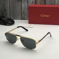 Cartier AAA Quality Sunglasses #512515