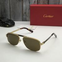 Cartier AAA Quality Sunglasses #512516