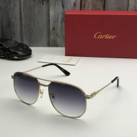 Cartier AAA Quality Sunglasses #512518