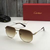 Cartier AAA Quality Sunglasses #512519