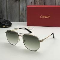 Cartier AAA Quality Sunglasses #512521