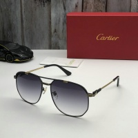 Cartier AAA Quality Sunglasses #512522