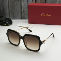 Cartier AAA Quality Sunglasses #512526