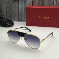 Cartier AAA Quality Sunglasses #512527