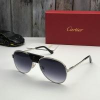 Cartier AAA Quality Sunglasses #512528