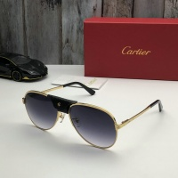 Cartier AAA Quality Sunglasses #512529
