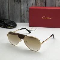 Cartier AAA Quality Sunglasses #512532