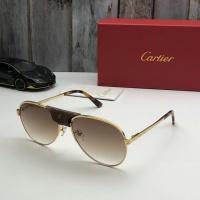 Cartier AAA Quality Sunglasses #512533