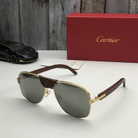 Cartier AAA Quality Sunglasses #512535