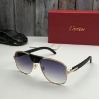Cartier AAA Quality Sunglasses #512536