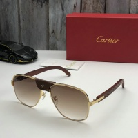 Cartier AAA Quality Sunglasses #512538