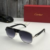 Cartier AAA Quality Sunglasses #512539