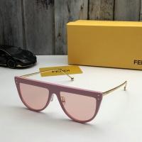 Fendi AAA Quality Sunglasses #512730