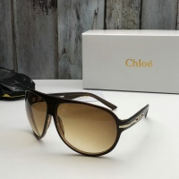 Chloe AAA Quality Sunglasses #512773