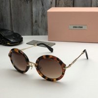 MIU MIU AAA Quality Sunglasses #512792