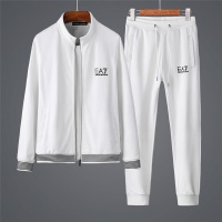 Armani Tracksuits Long Sleeved Zipper For Men #513022