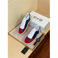 Dolce & Gabbana D&G Casual Shoes For Men #513139