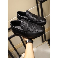 Bottega Veneta BV Leather Shoes For Men #513190