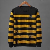 Fendi Sweaters Long Sleeved O-Neck For Men #513378
