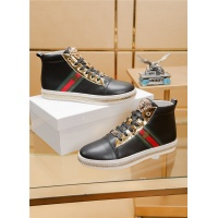 Versace High Tops Shoes For Men #513641