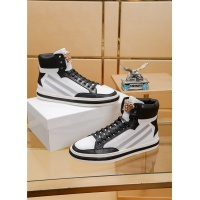 Versace High Tops Shoes For Men #513643