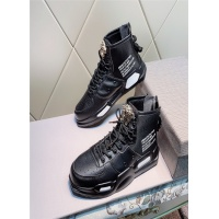 Versace High Tops Shoes For Men #513672