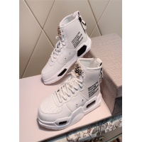 Versace High Tops Shoes For Men #513673