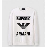 Armani Hoodies Long Sleeved O-Neck For Men #513703
