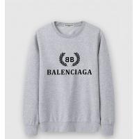 Balenciaga Hoodies Long Sleeved O-Neck For Men #513720