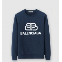 Balenciaga Hoodies Long Sleeved O-Neck For Men #513722