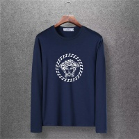 Versace T-Shirts Long Sleeved O-Neck For Men #513743