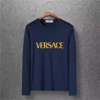 Versace T-Shirts Long Sleeved O-Neck For Men #513757