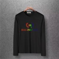 Balenciaga T-Shirts Long Sleeved O-Neck For Men #513777