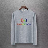 Balenciaga T-Shirts Long Sleeved O-Neck For Men #513778