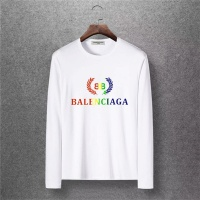 Balenciaga T-Shirts Long Sleeved O-Neck For Men #513779